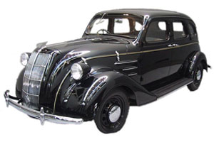 Foto do Toyota AA (1936-1943)